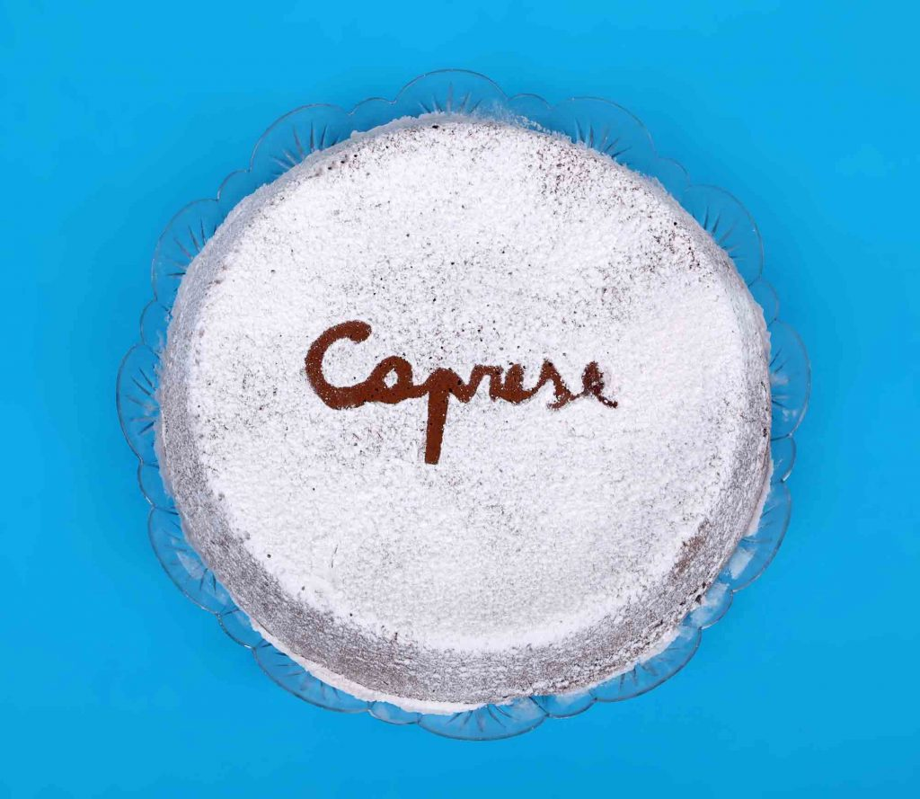 Torta caprese napoletana